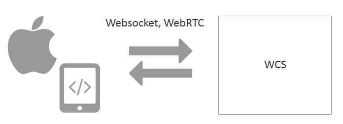 WCS iOS SDK | Streaming Video WebRTC server and SIP gateway
