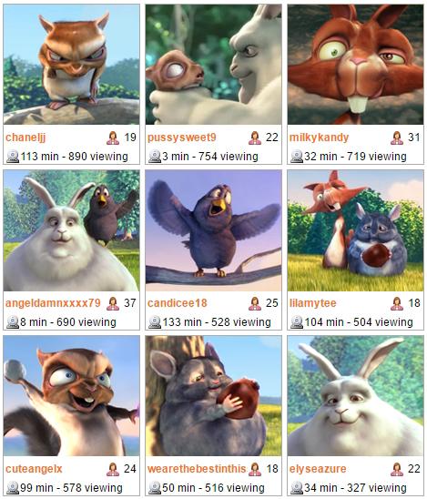 webrtc thumbnails