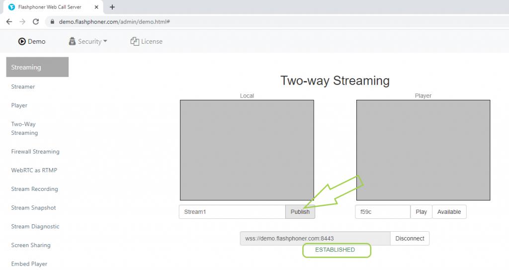 publish_stream_webcam_WebRTC_browser_WCS